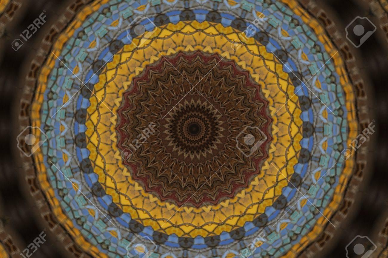 Old Mosaic Stock Photo - 11257079