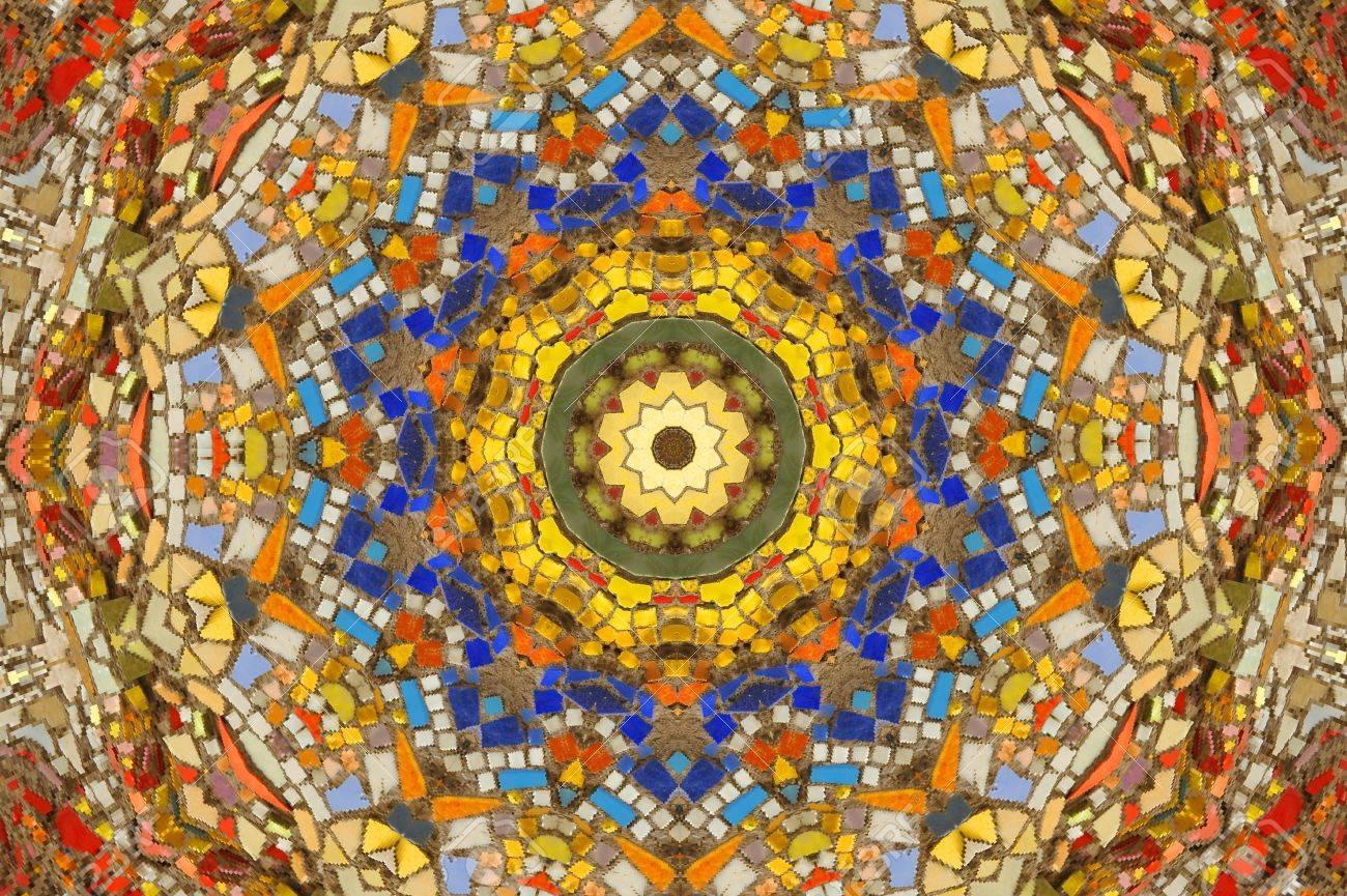 Old Mosaic Stock Photo - 11257109