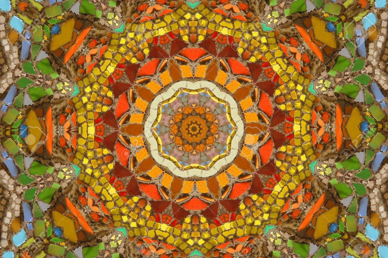 Old Mosaic Stock Photo - 11257107