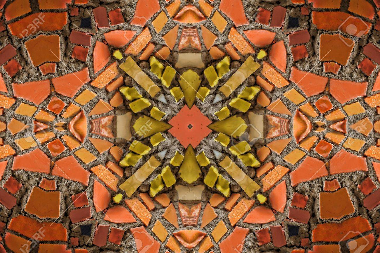 Old Mosaic Stock Photo - 11257272