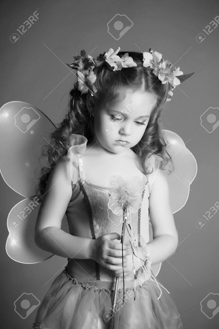 The small fairy Stock Photo - 11257225