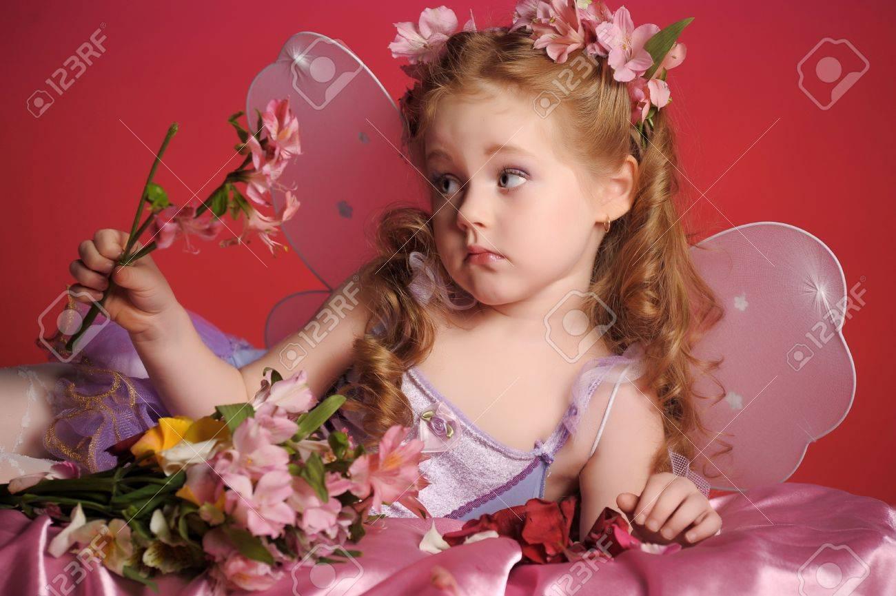 The small fairy Stock Photo - 11257197