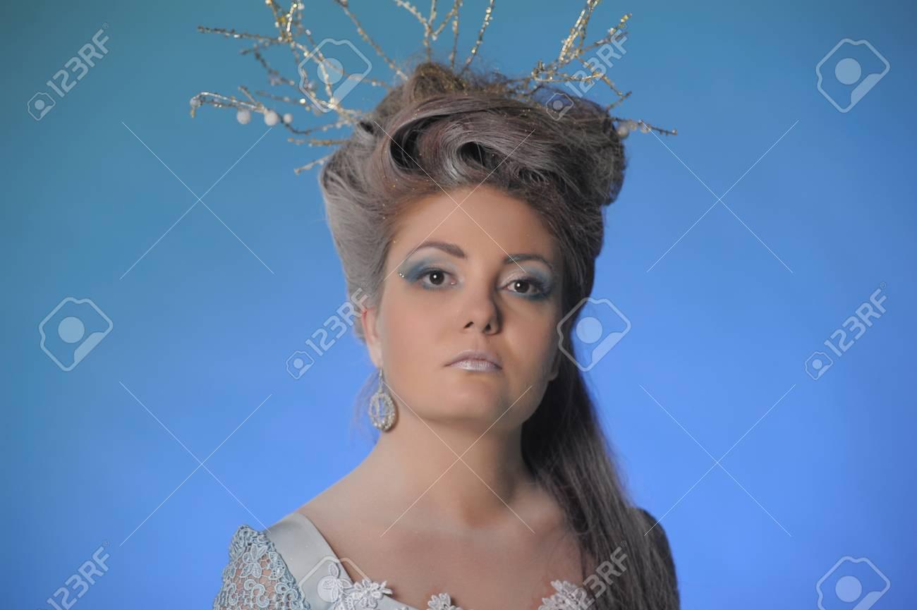 winter Queen Stock Photo - 17646924