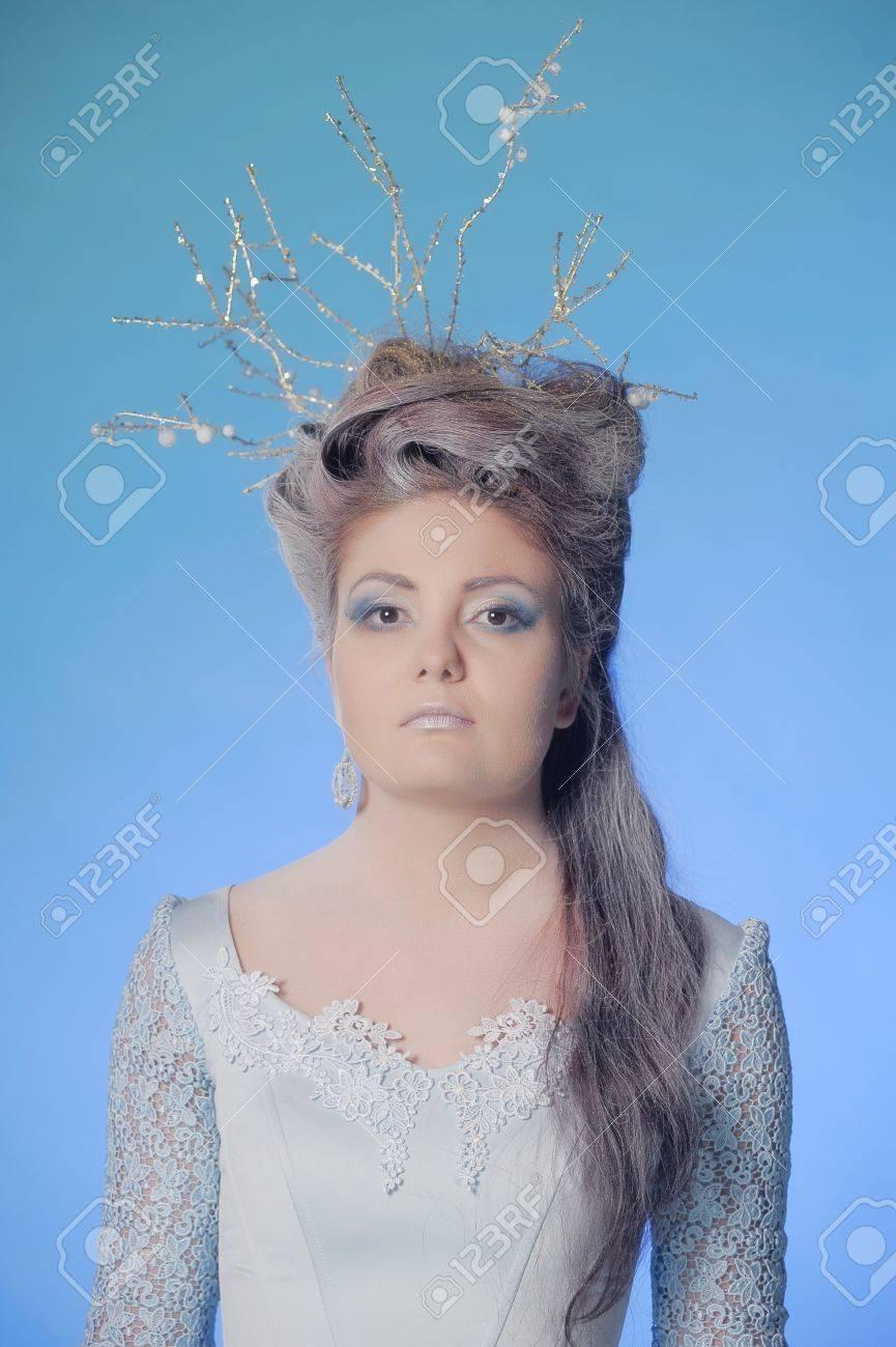 winter Queen Stock Photo - 17646917