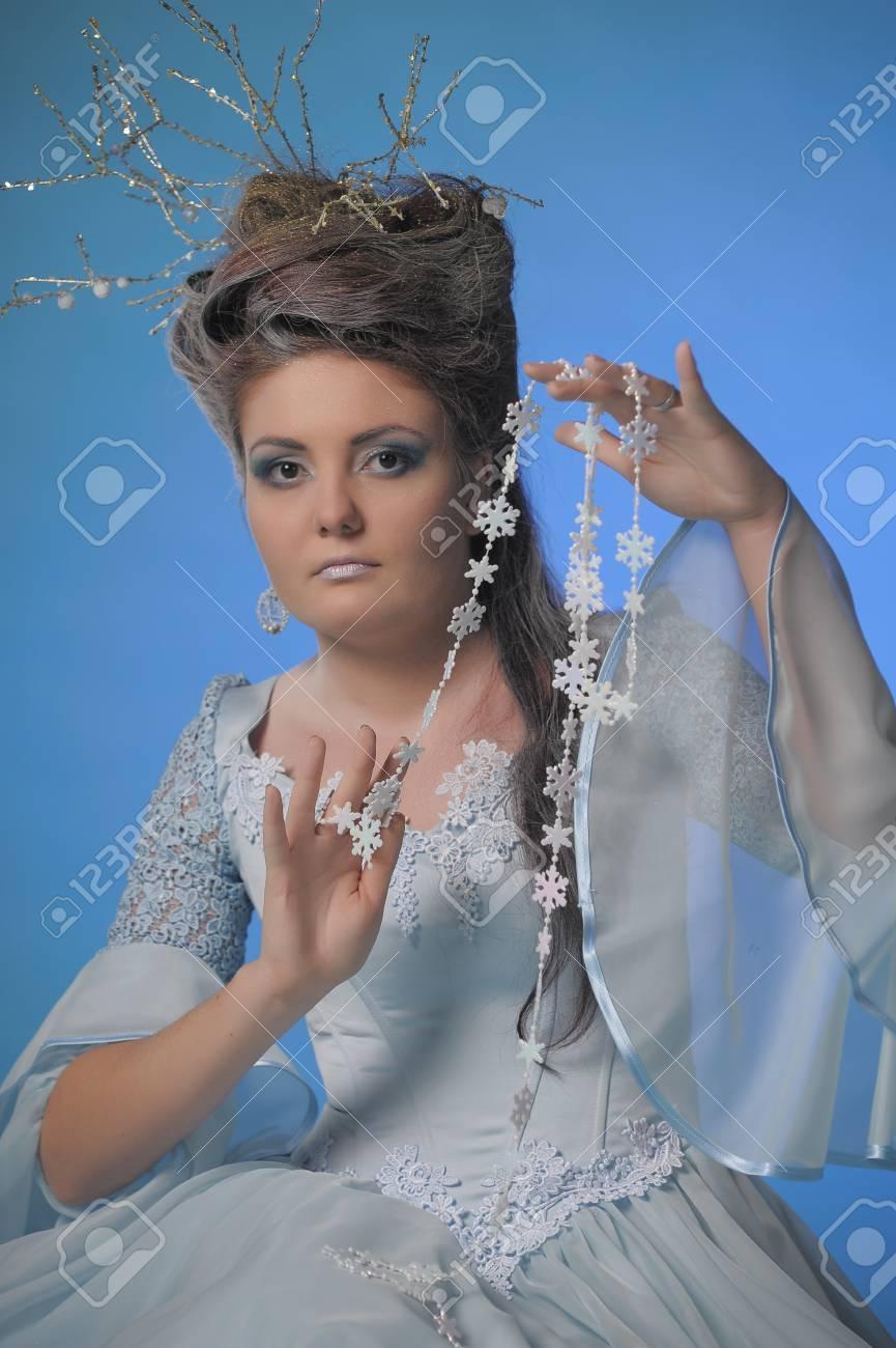 winter Queen Stock Photo - 17647197