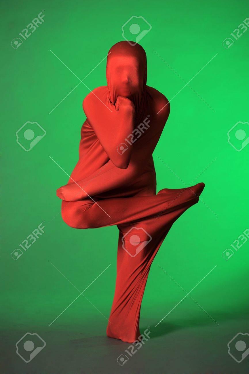 Abstract dancing figure Stock Photo - 12677564