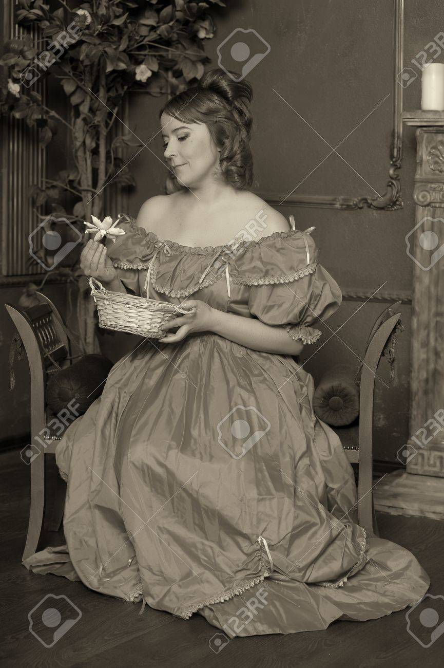 the lady of the victorian era stock photo picture and royalty