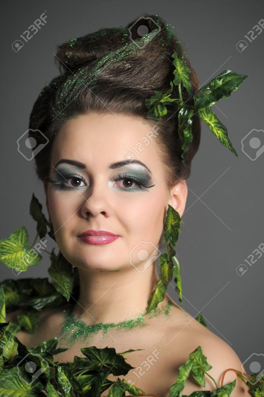 goddess flora Stock Photo - 13361924