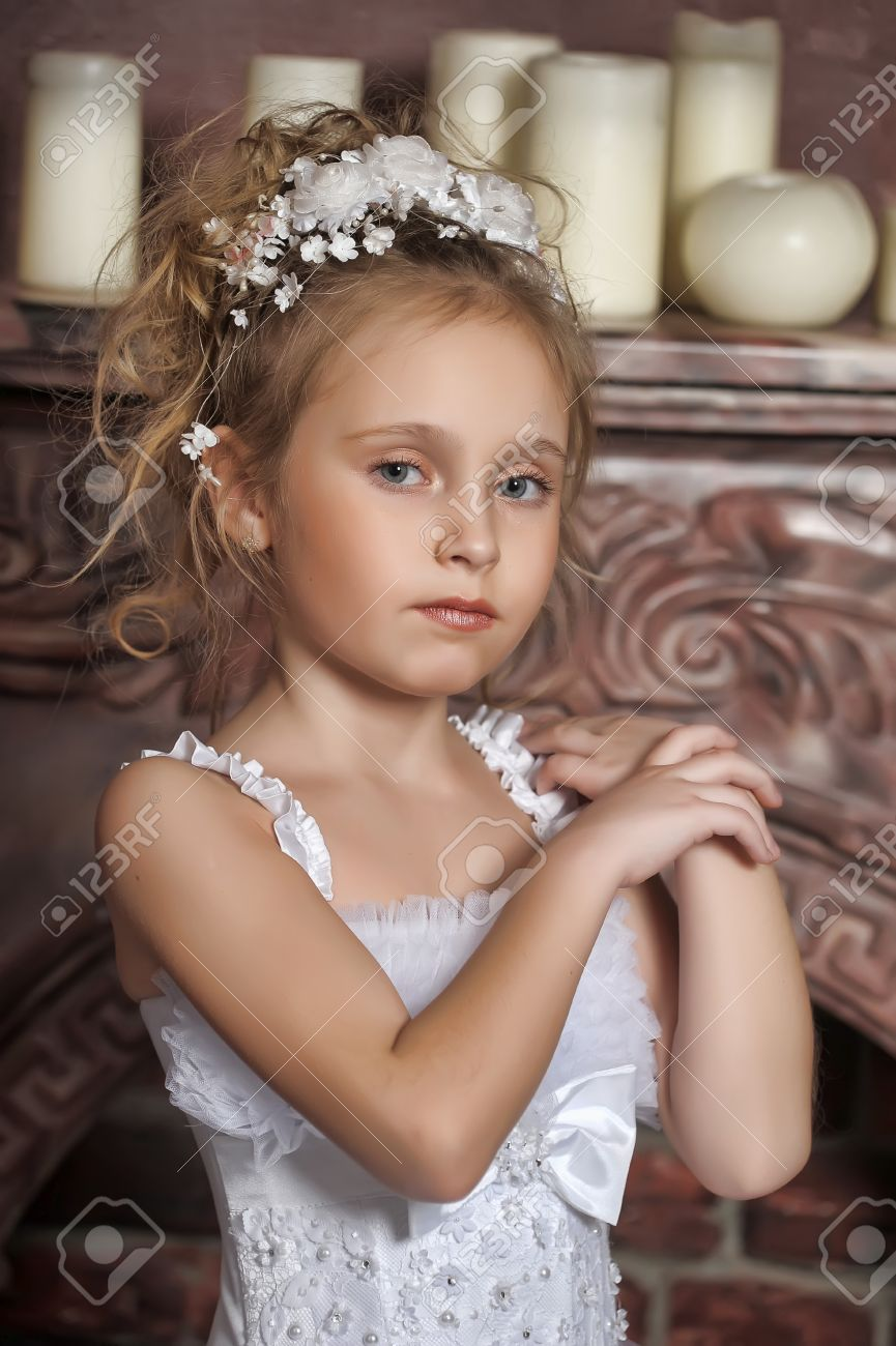 Little Girl Bride