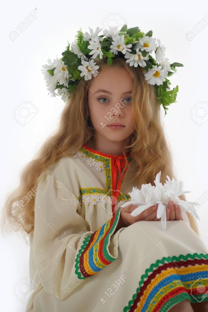 schöne russische mädchen