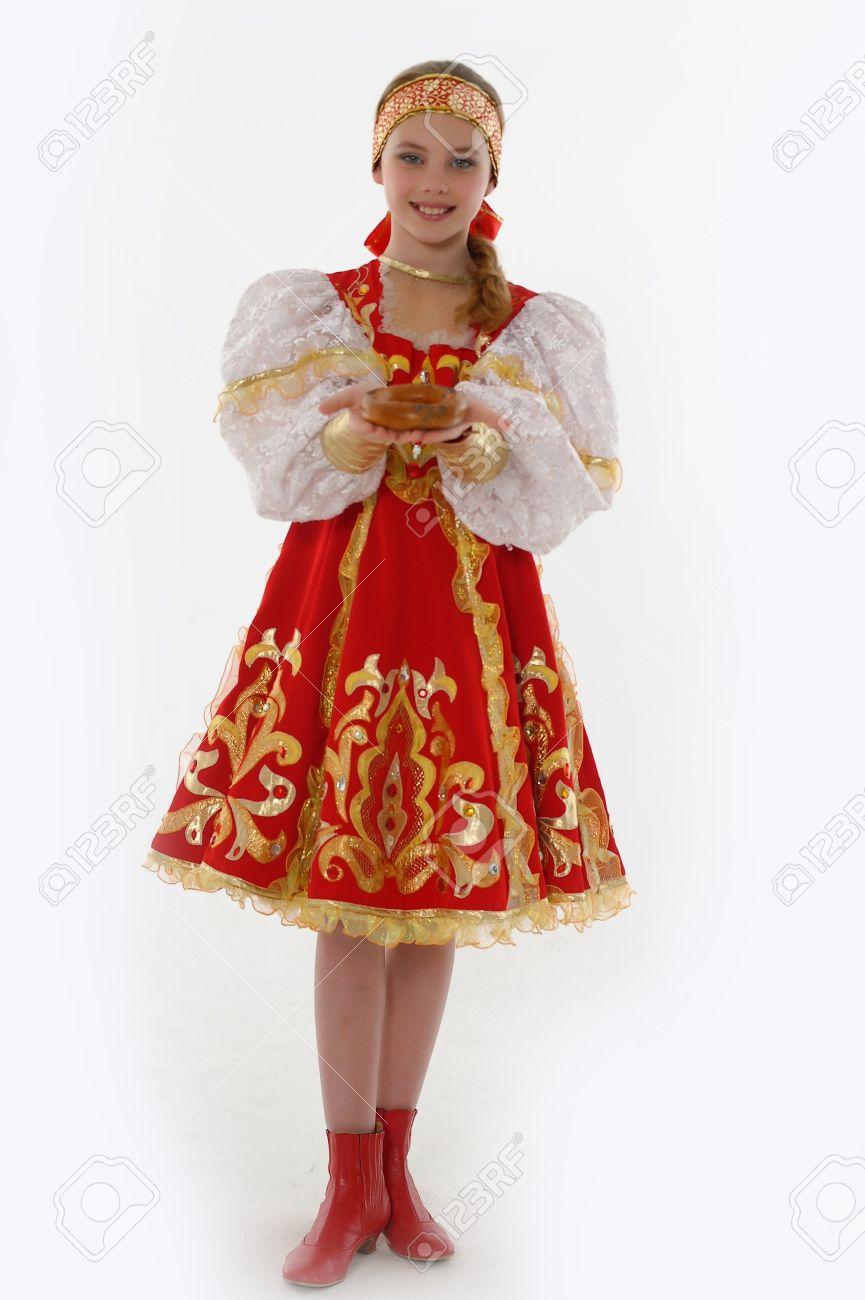 Russian Cultural Dress