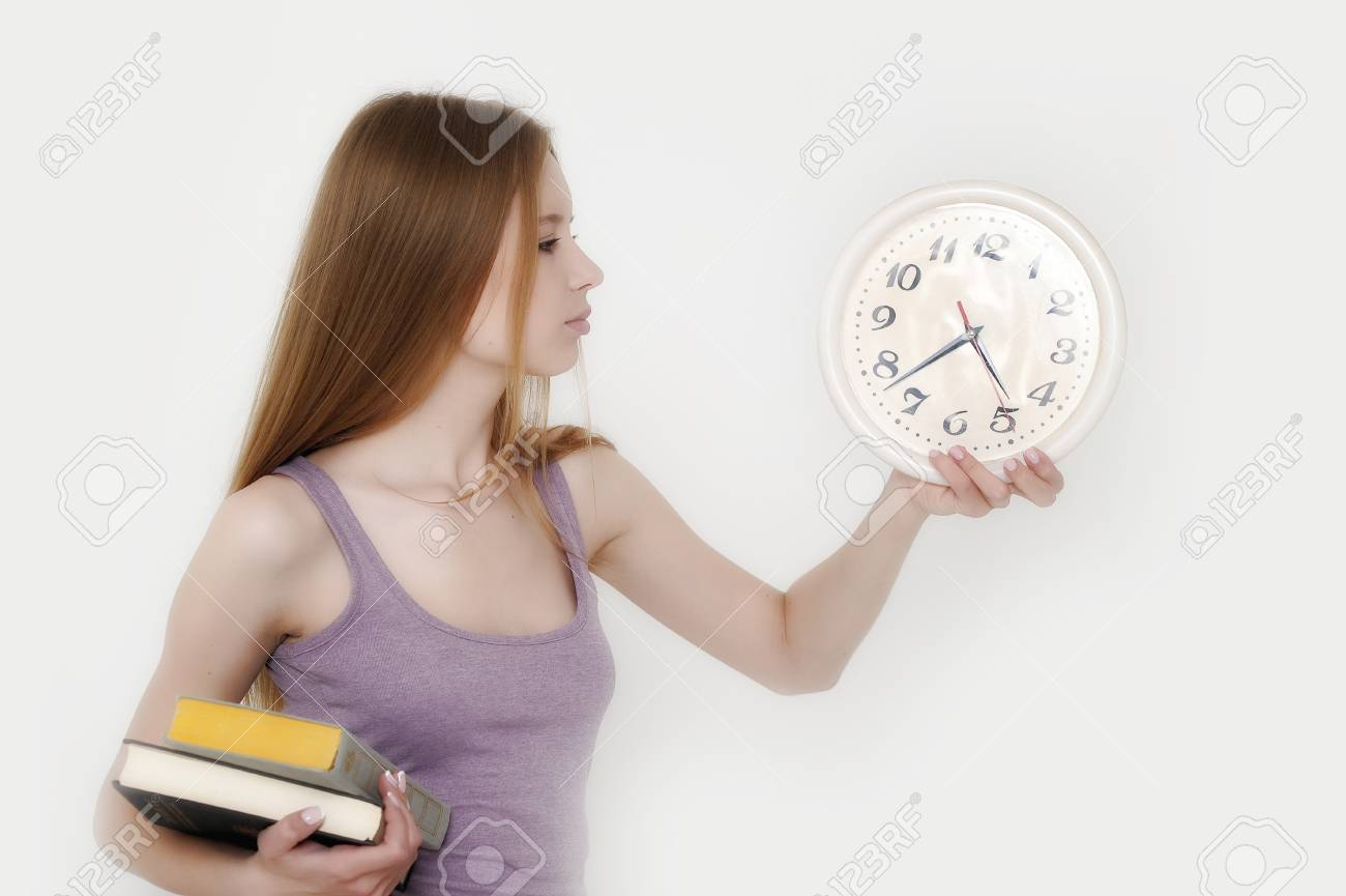 time to learn Stock Photo - 14323384