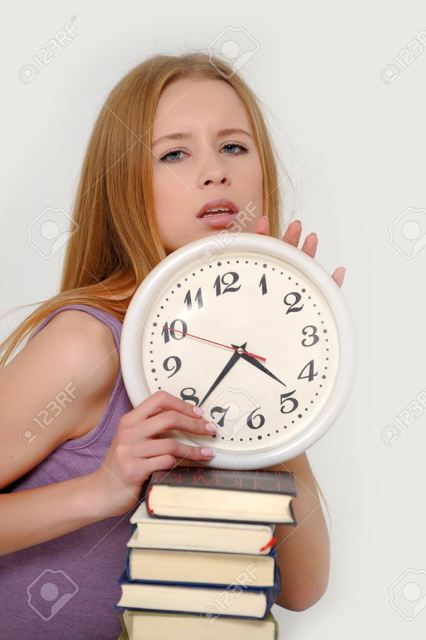 time to learn Stock Photo - 14323388