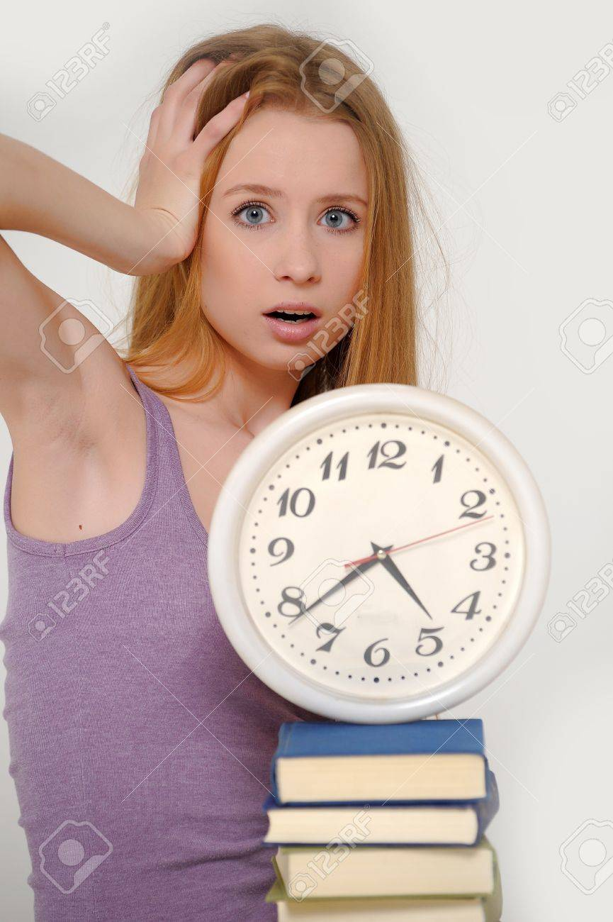 time to learn Stock Photo - 14323394