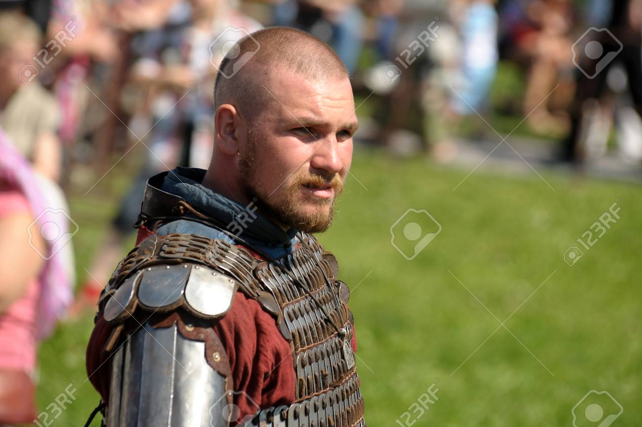 Festival of medieval knighthood  Stock Photo - 17914079
