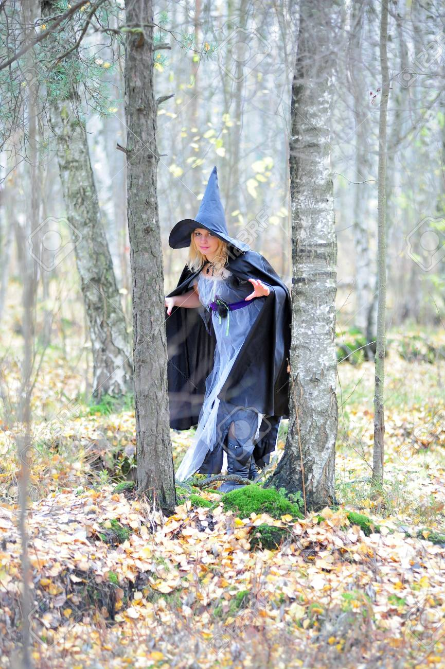witch Stock Photo - 15148566