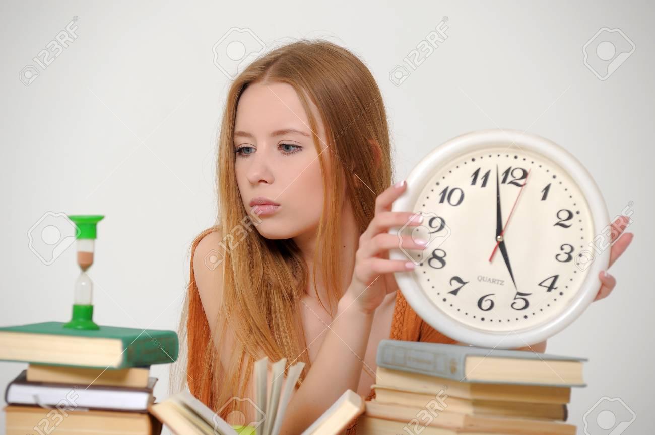 School girl Stock Photo - 15426456