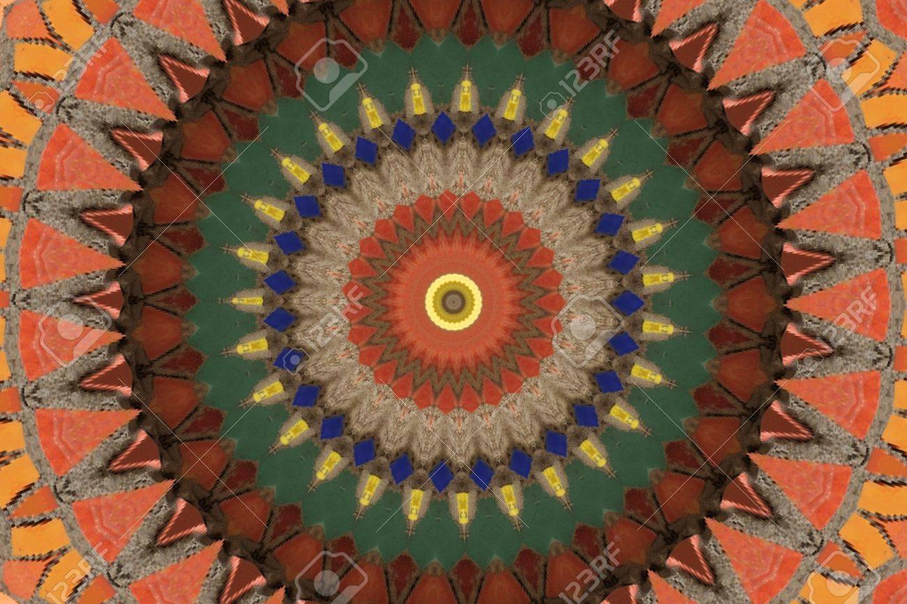Old Mosaic Stock Photo - 16412361