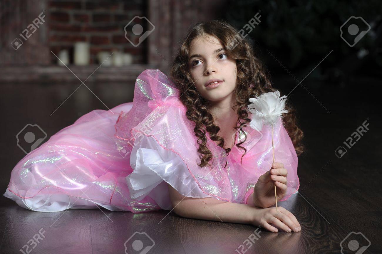 Håriga flickor rosa