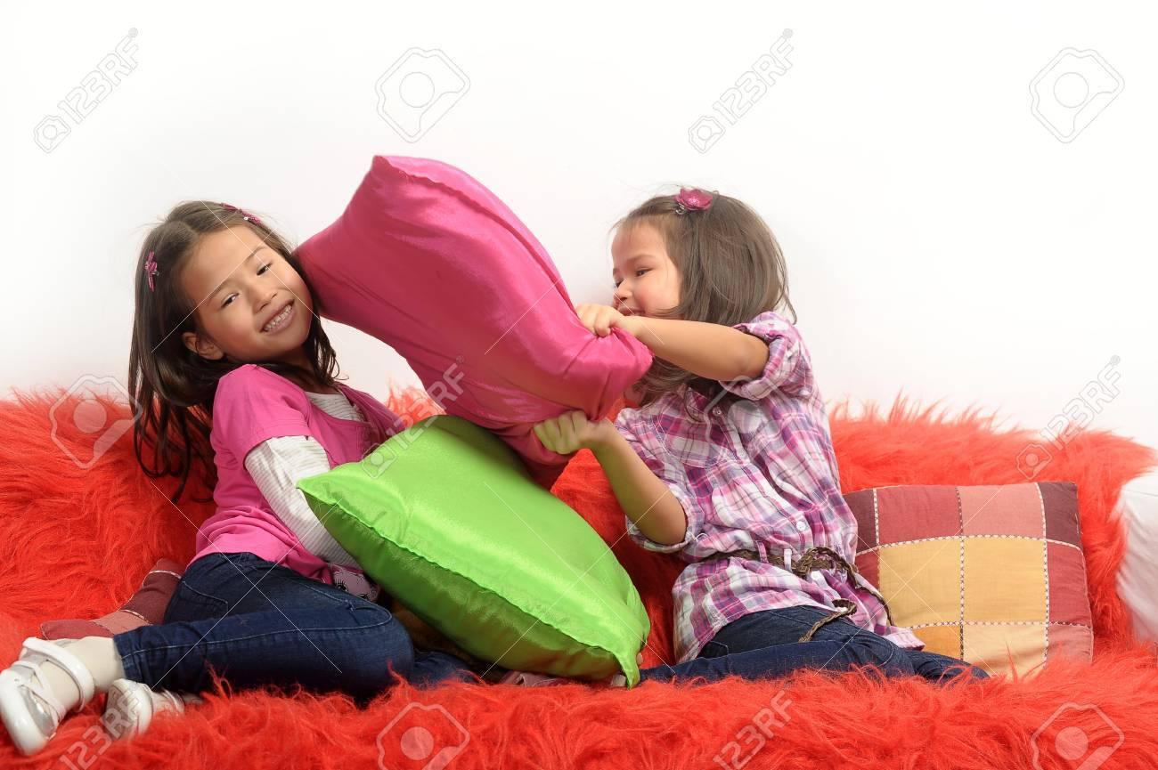 twin sisters Stock Photo - 17458308