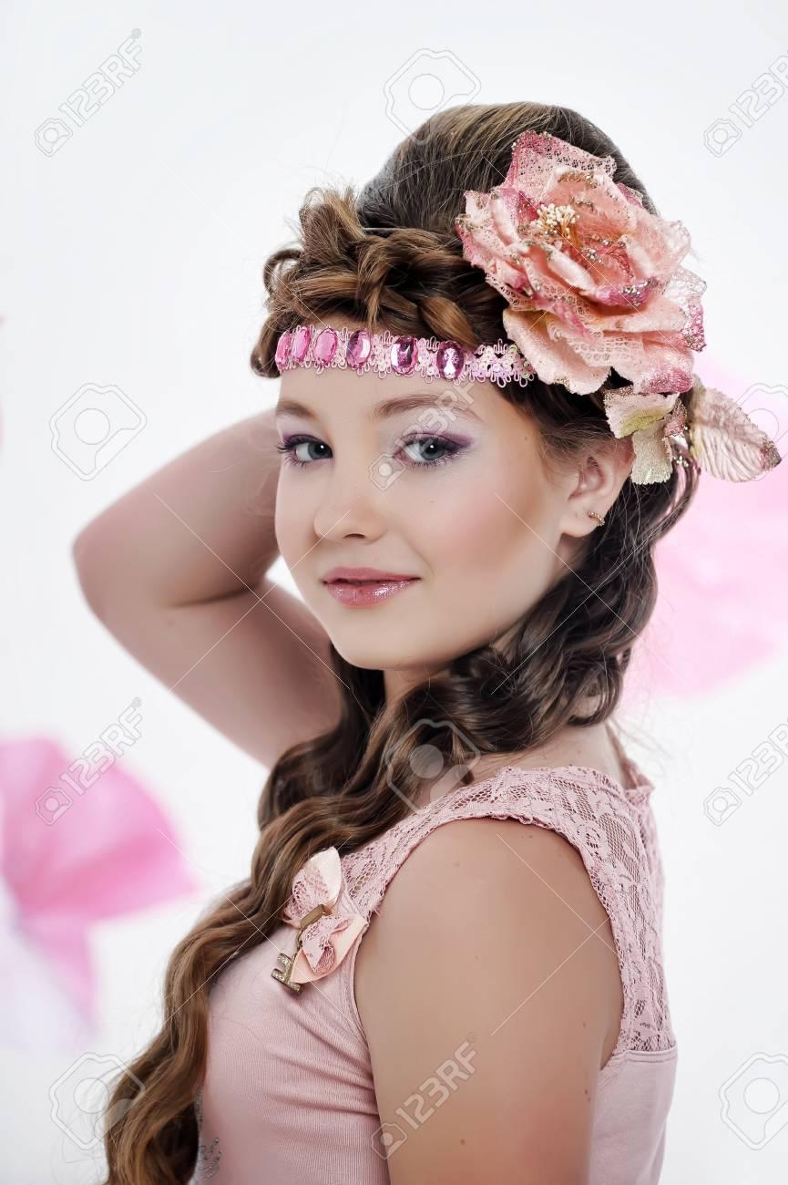 Beautiful girl Stock Photo - 17976074