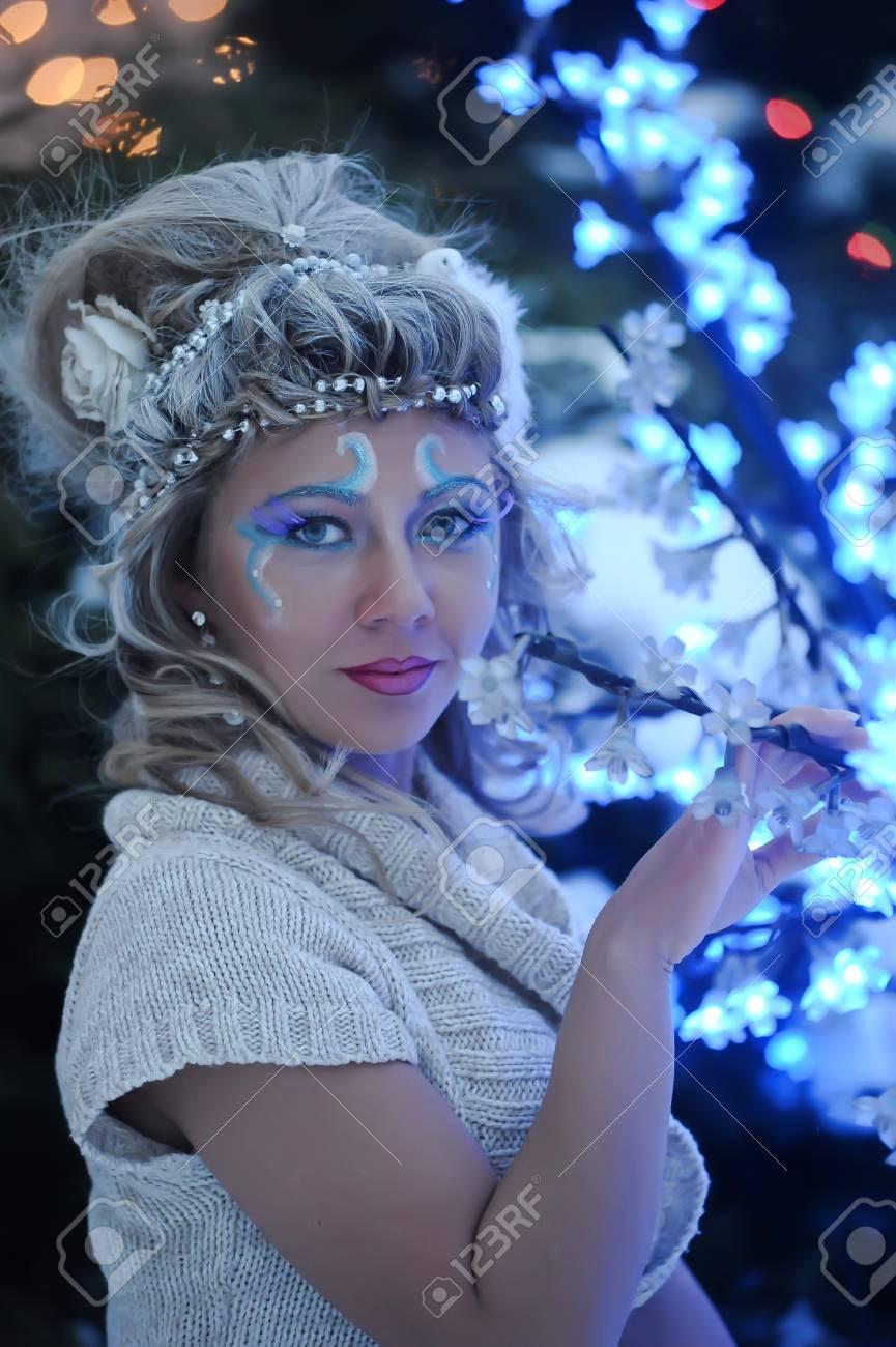 Winter Beauty Stock Photo - 21078714