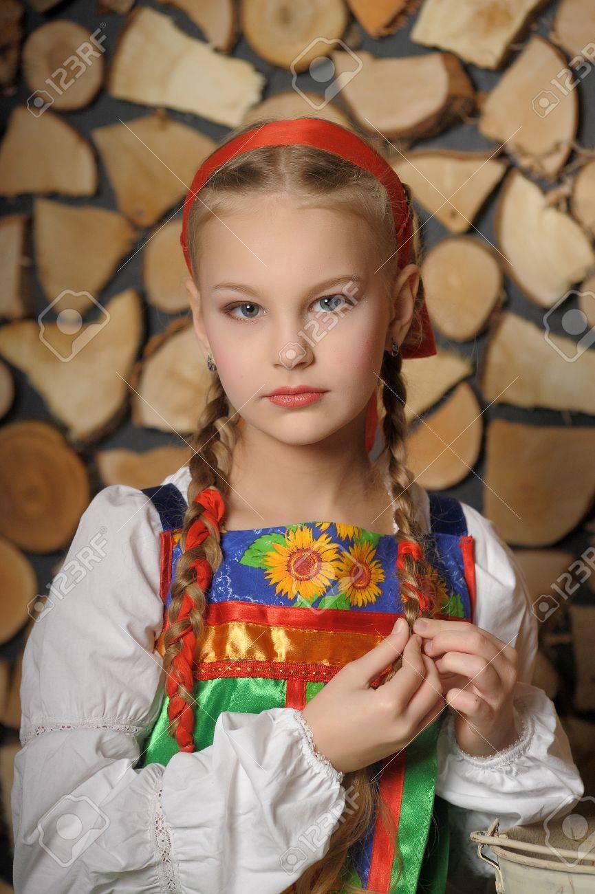 民族 衣装 ロシア