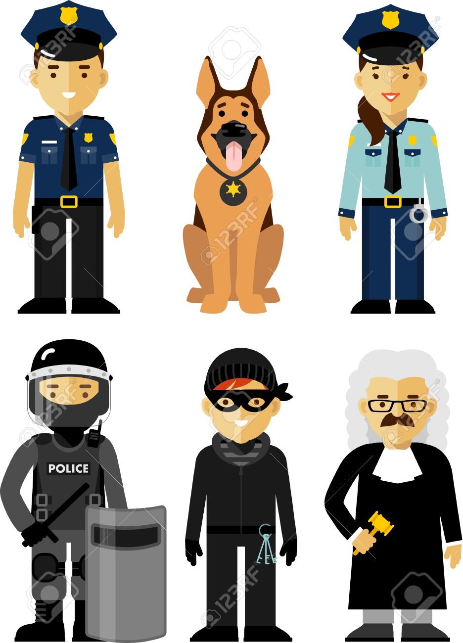 74,678 police officer stock illustrations, cliparts and royalty free
