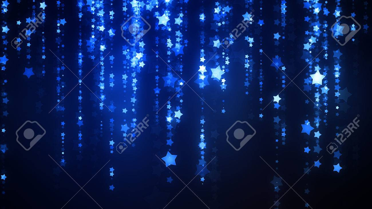 Background image 300 dpi - Party Background With Glittering Lights And Raining Particles 8k Ultra Hd Resolution At 300dpi Stock