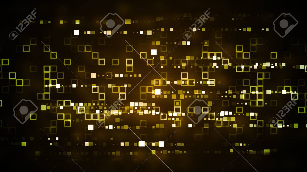 Background image 300 dpi - Tech Background With Glittering Lights And Light Grids 8k Ultra Hd Resolution At 300dpi Stock
