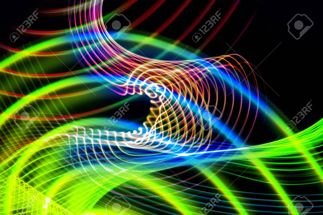 Abstract Background Of Colored Red Pink Yellow Green And Blue Stock Photo Picture And Royalty Free Image Image 114495441