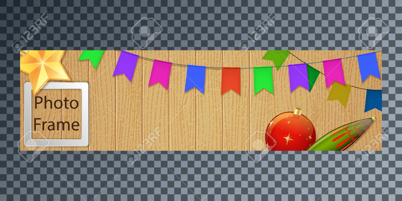 new years cover for facebook on a wooden background for used for web wallpaper