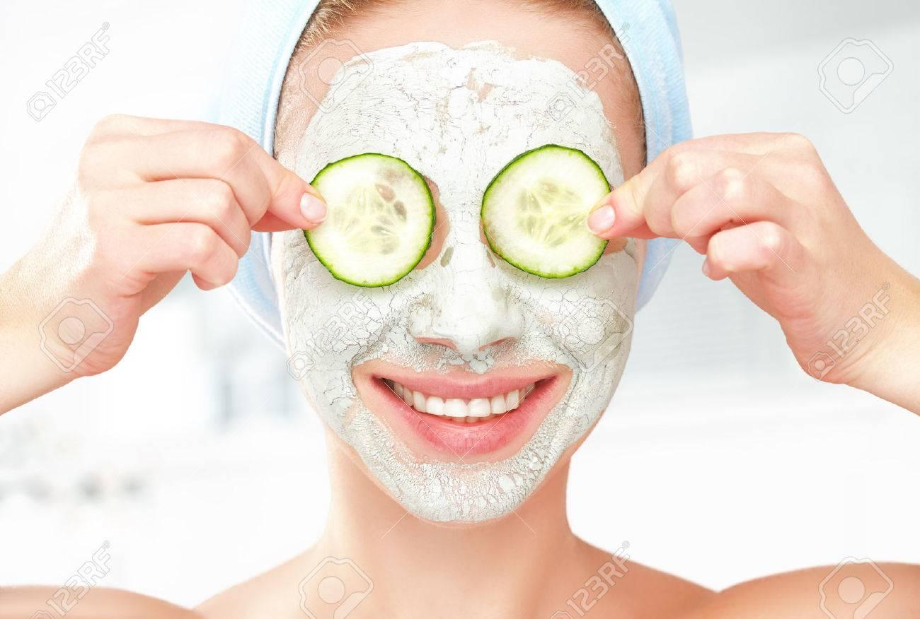 Огуречные маски для лица: лучшие рецепты очищающих 22