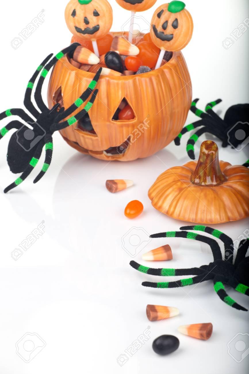 Único Caer Fotos De Halloween Bandera - Enmarcado Para Colorear ...