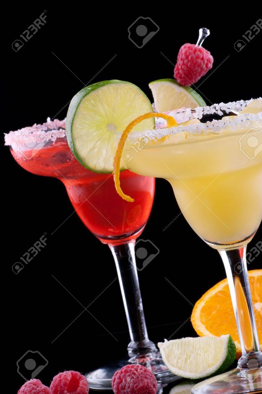 Charming Beliebte Cocktails Ideas Of Beliebtesten Serie. Orange Und Himbeere Margaritas In
