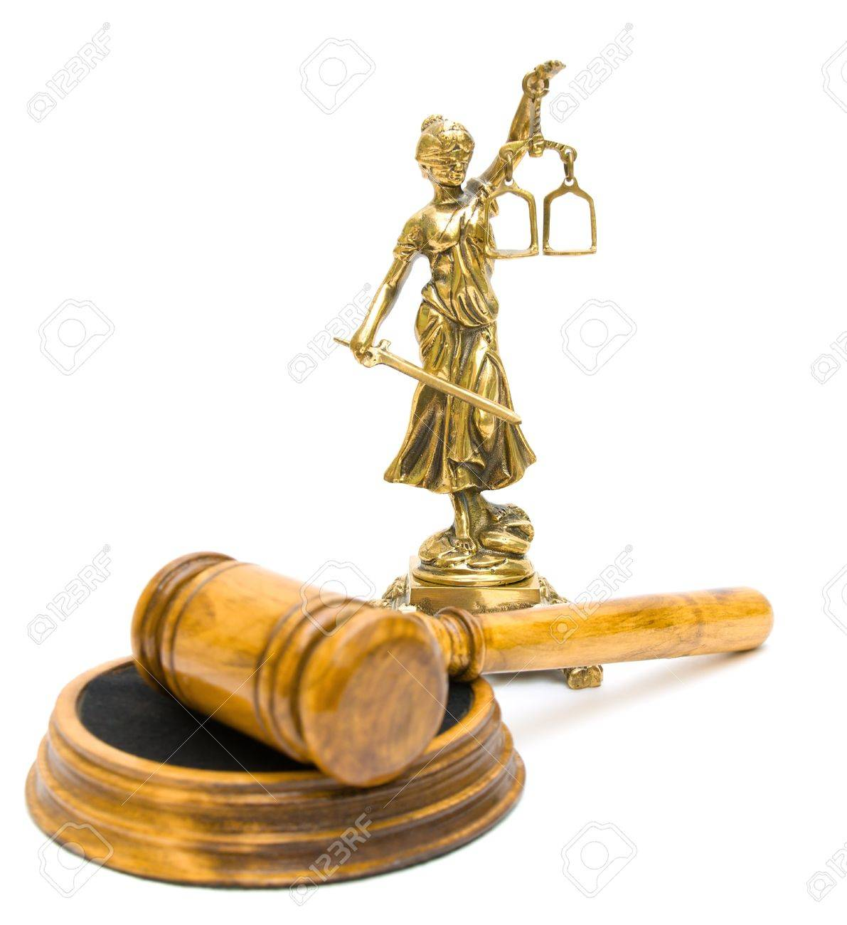 Indian Justice Statue Blind Justice Statue of