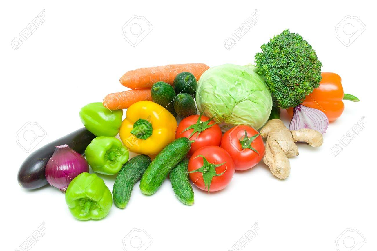 foods. Fresh vegetables. Stock Photo - 20410868
