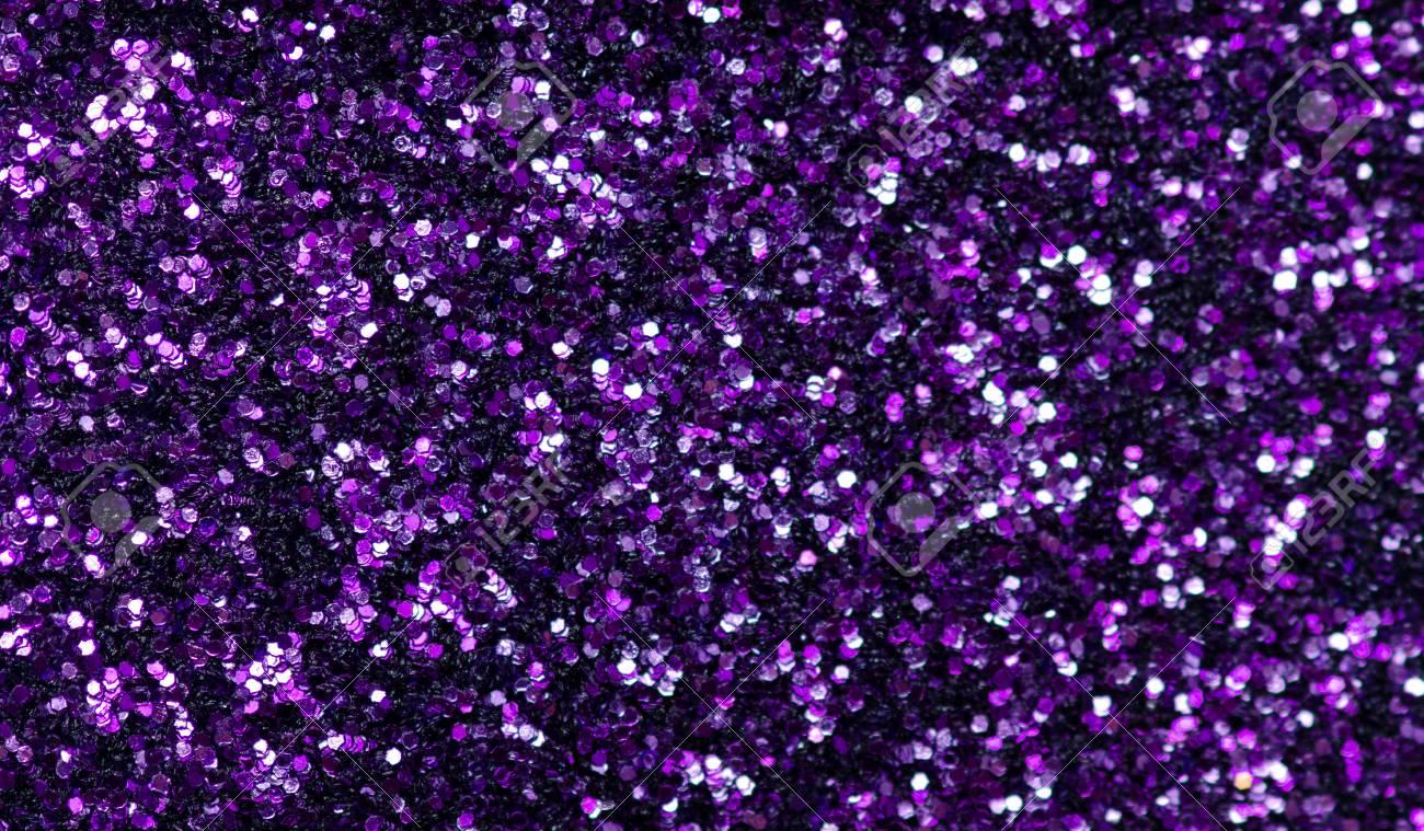 Purple sparkle!