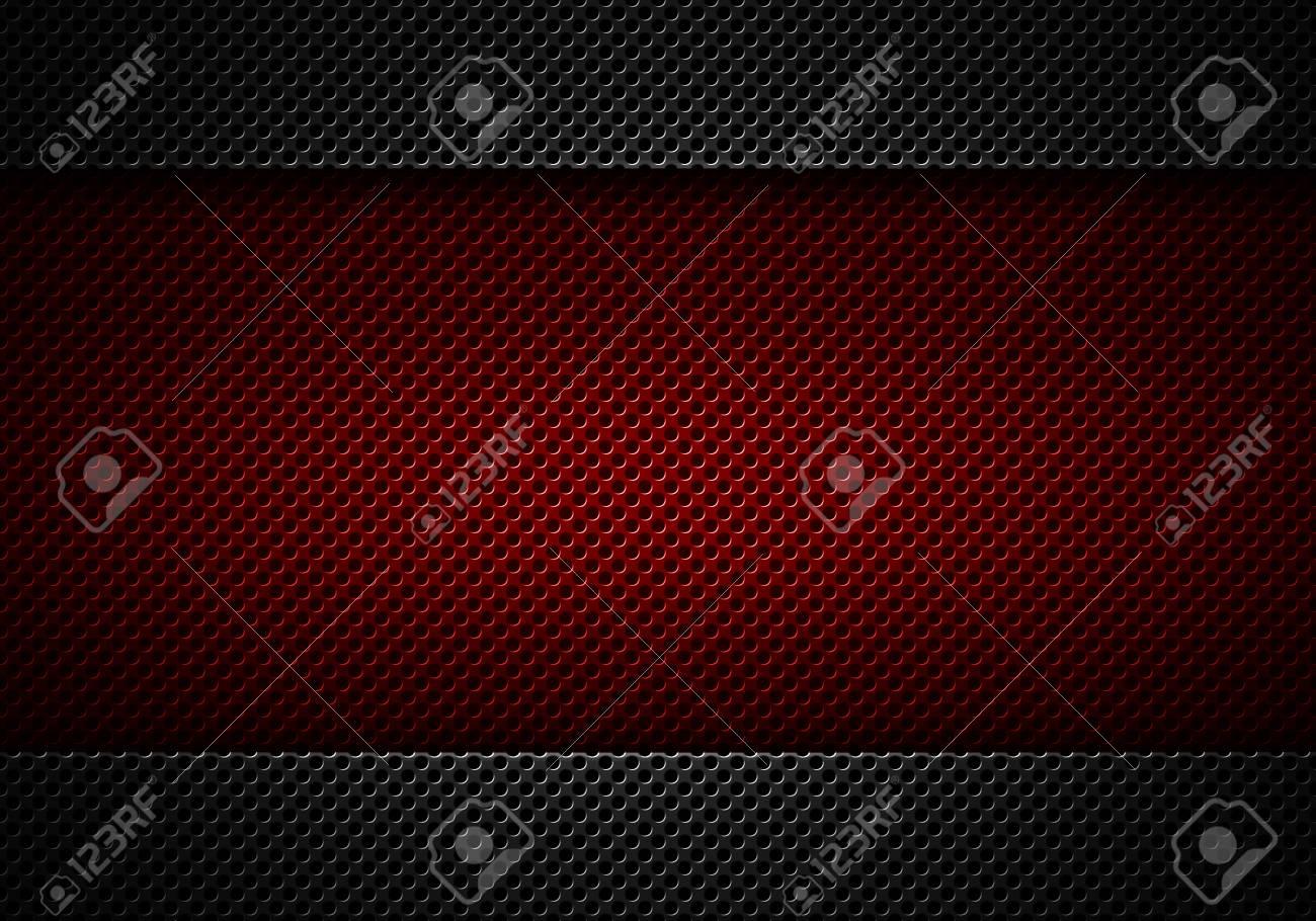 抽象モダンな赤黒穴あきプレート テクスチャ背景 壁紙 グラフィック