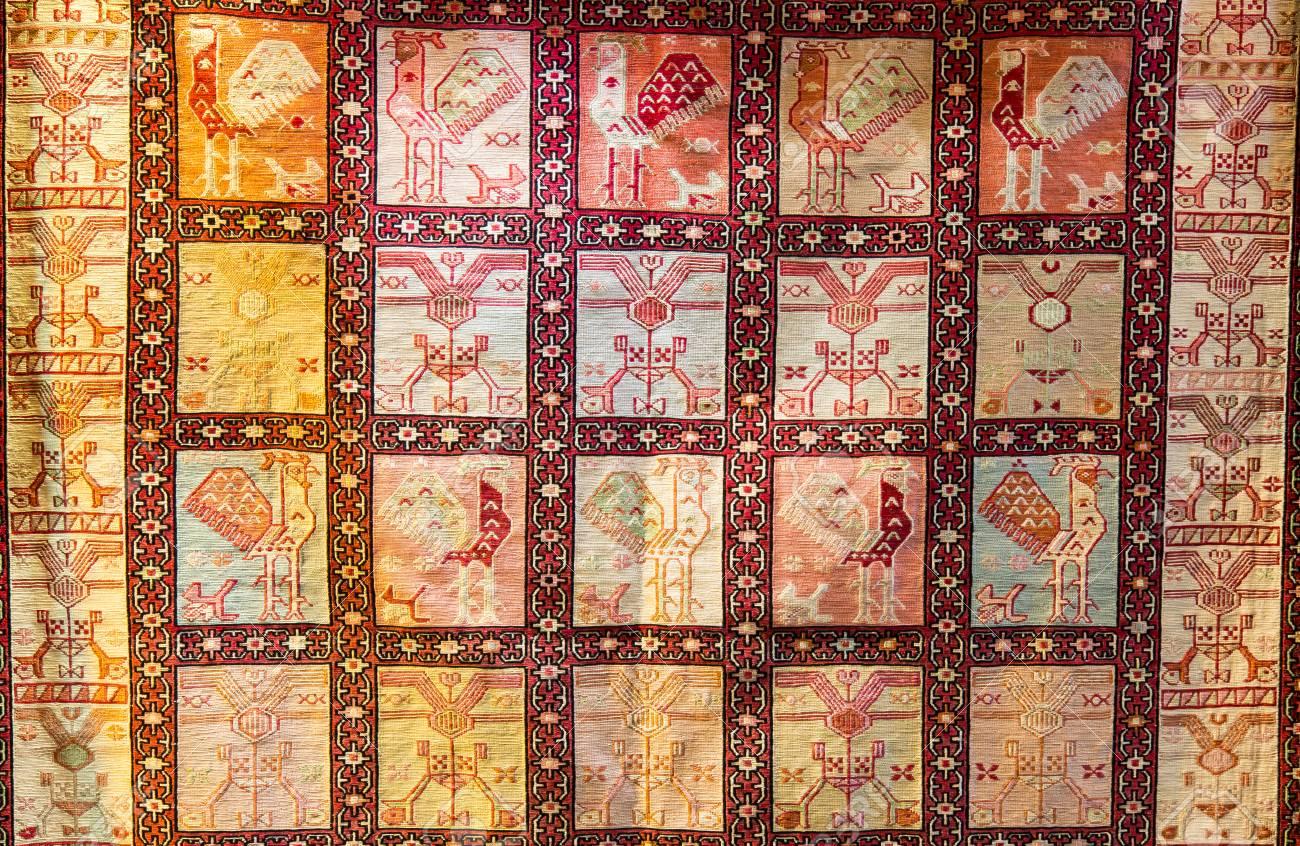banque dimages dtail du tapis turc dans la ville distanbul - Tapis Turc