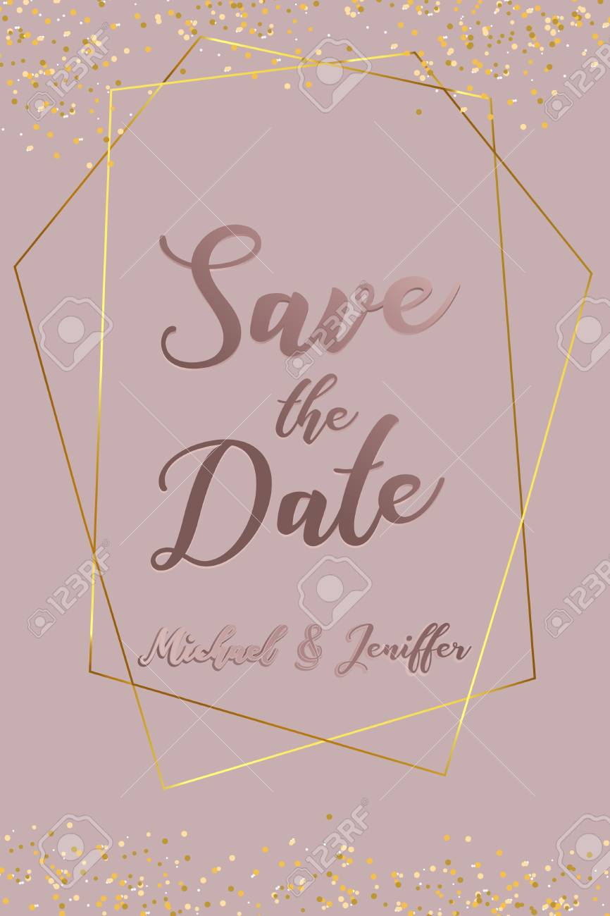 Wedding Invitation Thank You Card Save The Date Card Wedding