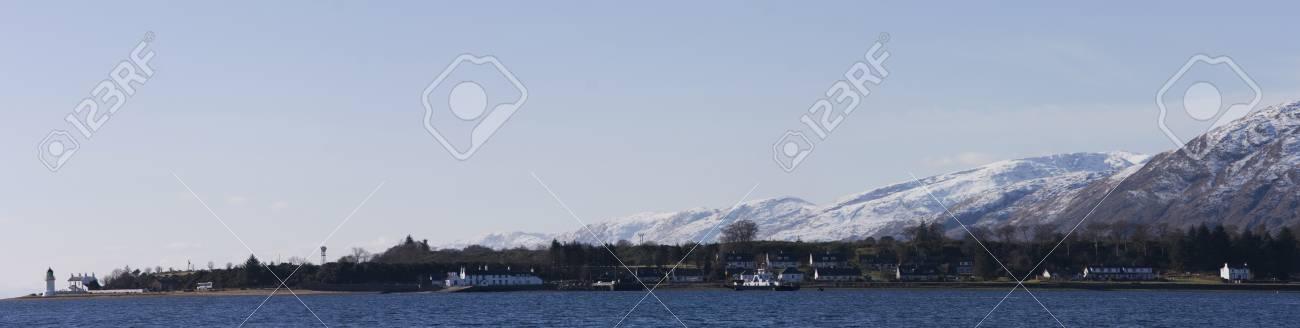 Ardgour Pennisula, Scotland Stock Photo - 8818752