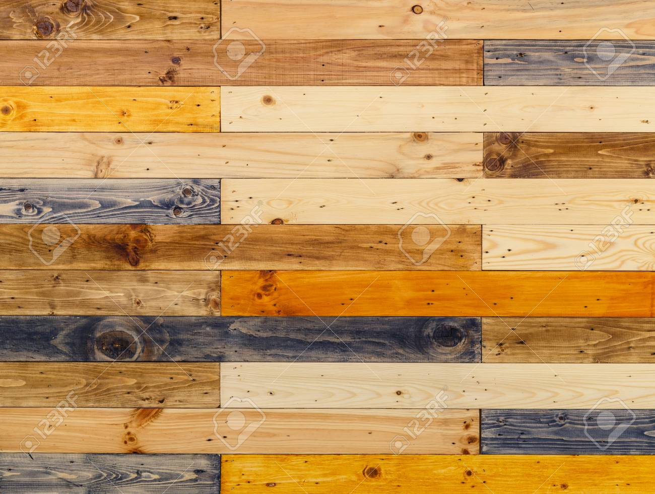 Wooden Panels Wall Or Background In Different Types, Many Different ...