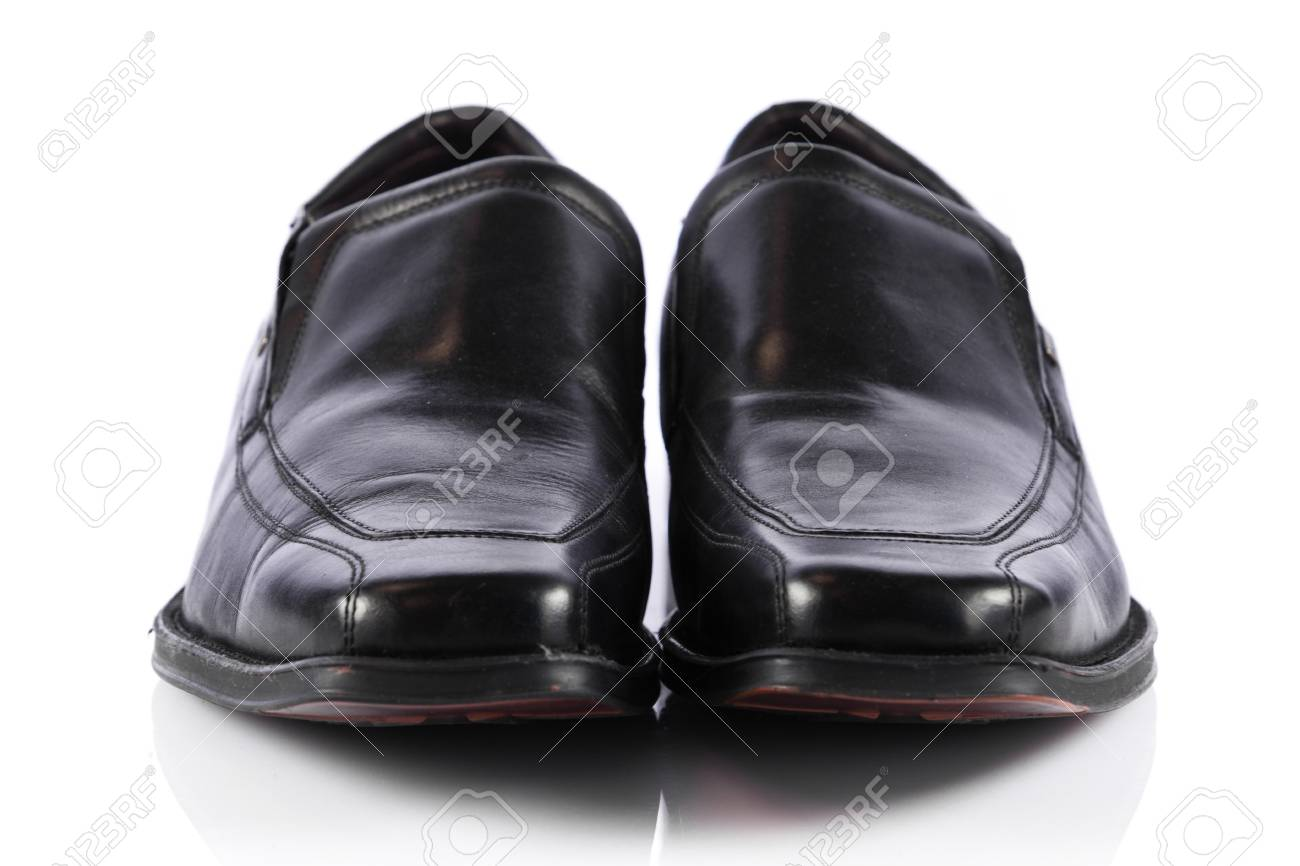 Male Shoes Man S Shoes Isolated On White Background