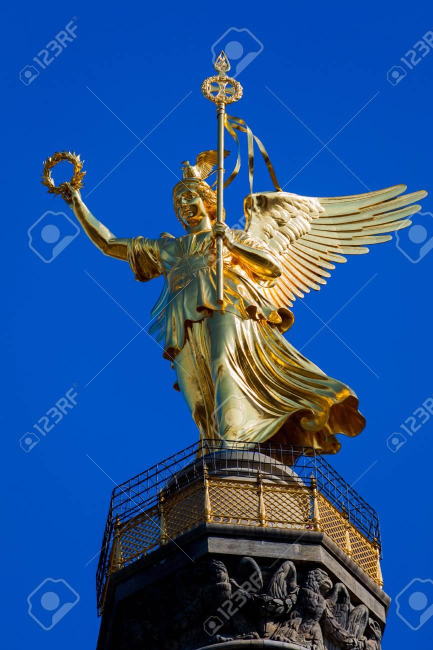 勝利のコラム ベルリン。 (siege...