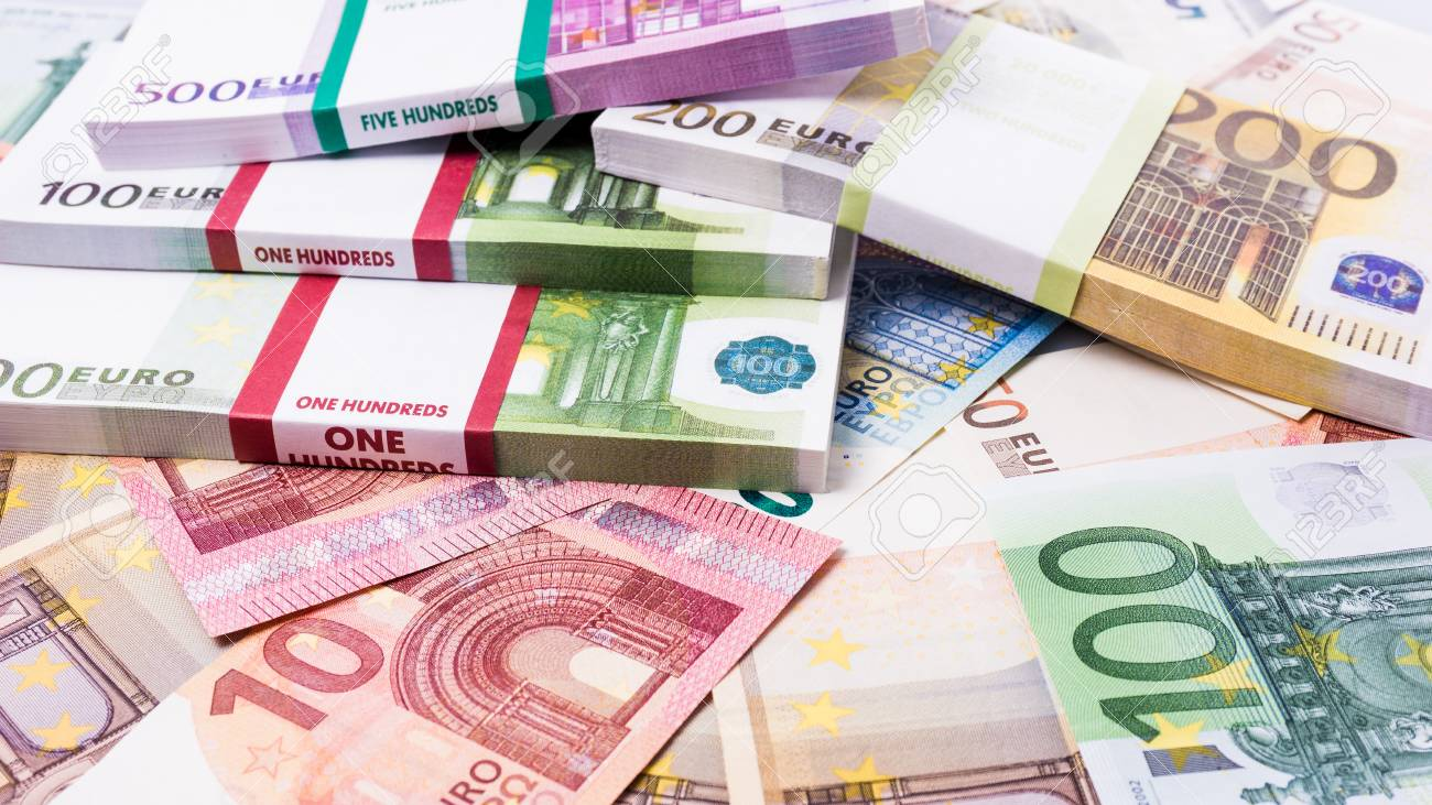 Image result for euro money
