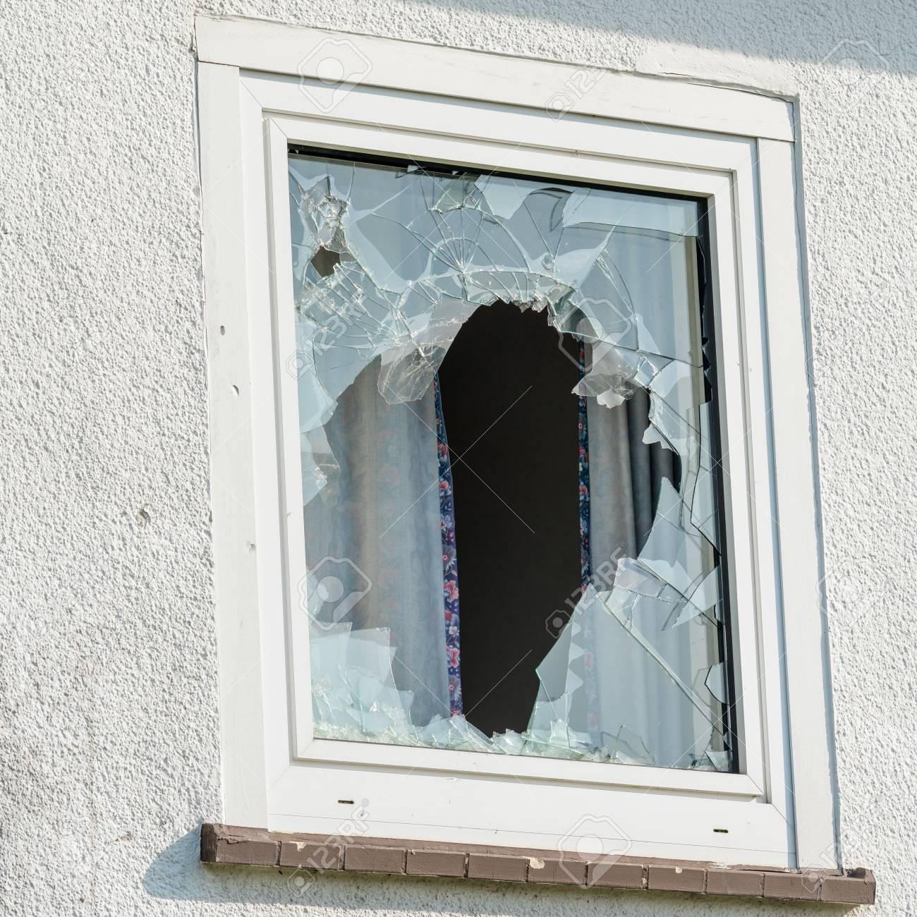 Phenomenal Broken Window In The House Download Free Architecture Designs Itiscsunscenecom