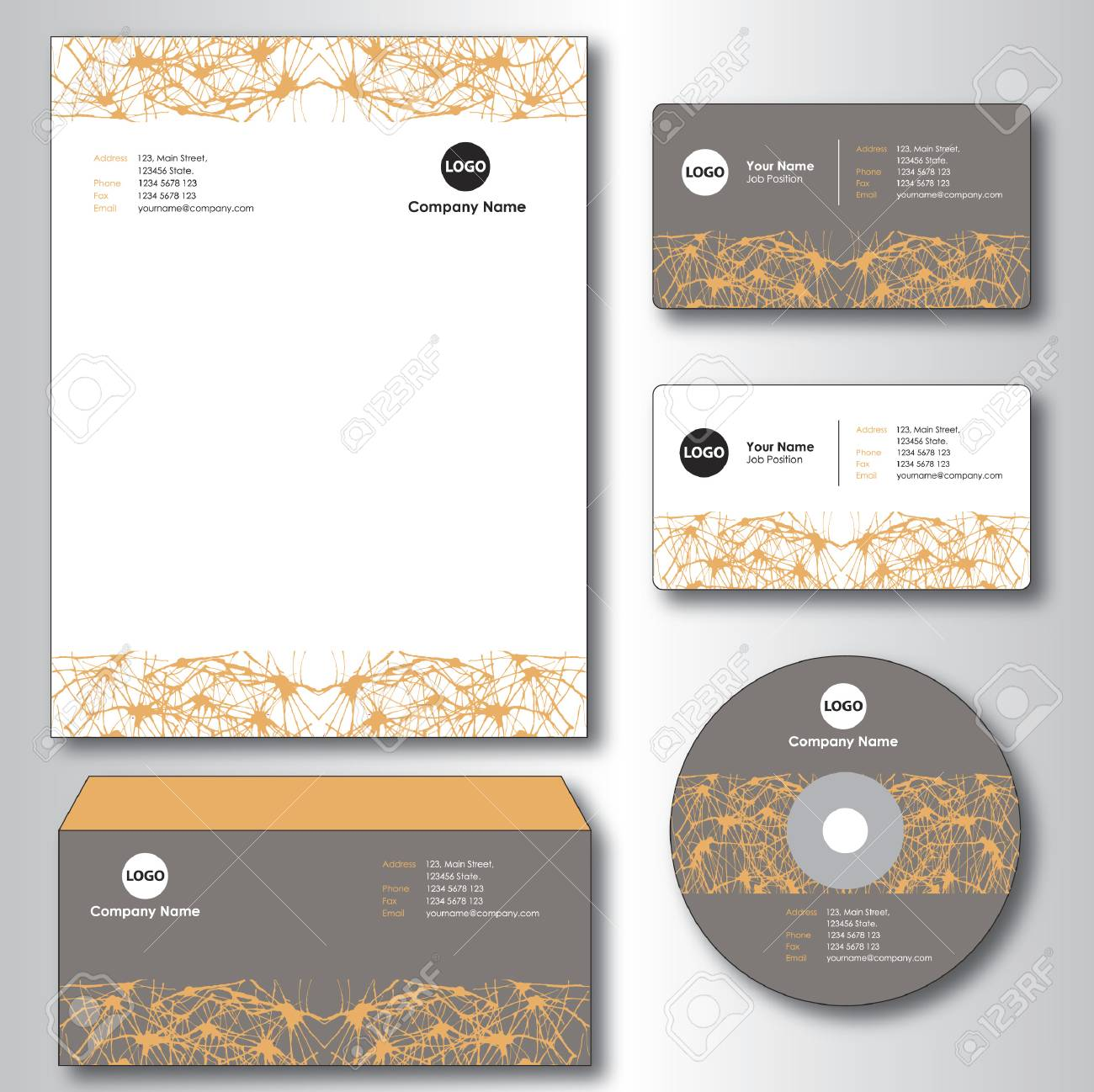 Company paper envelope business card and cd royalty free cliparts company paper envelope business card and cd stock vector 31524691 colourmoves