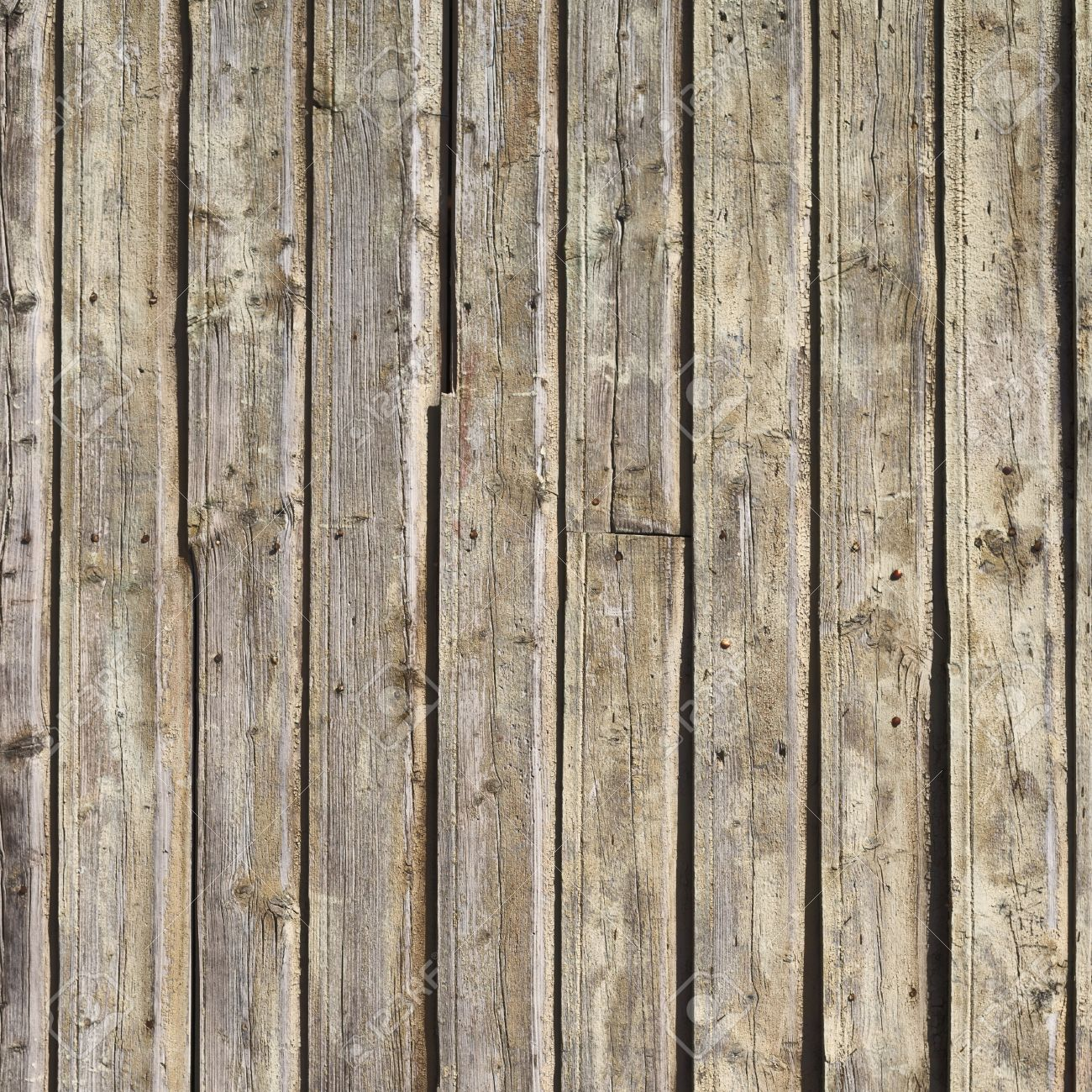Outdoor photo of old wood plank wall surface as abstract texture background stock photo 19736834