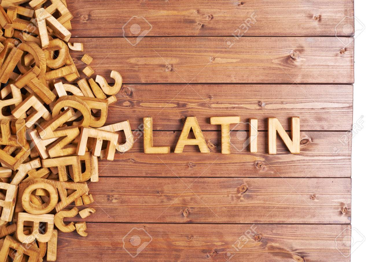 Image result for the word latin
